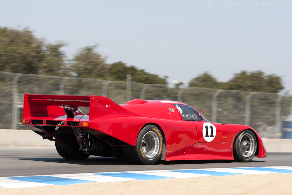 March 82G Chevrolet - Chassis: 82G/02   - 2009 Monterey Historic Automobile Races