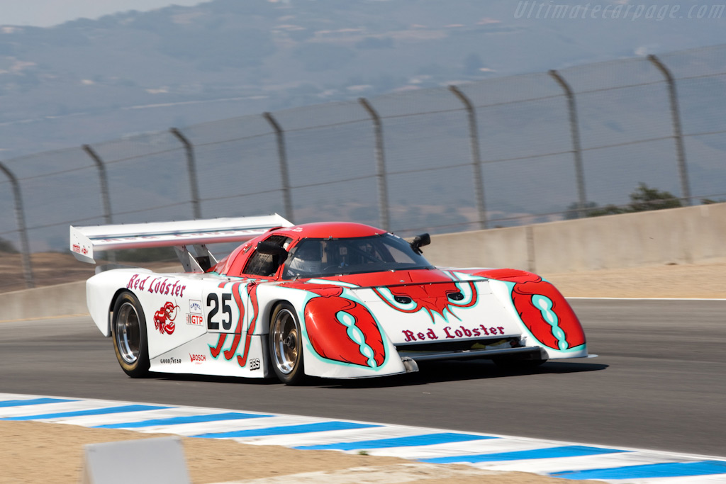 March 83G Chevrolet - Chassis: 83G/03   - 2009 Monterey Historic Automobile Races