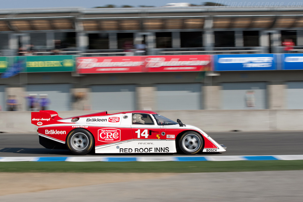 March 83G Porsche - Chassis: 83G/04   - 2009 Monterey Historic Automobile Races