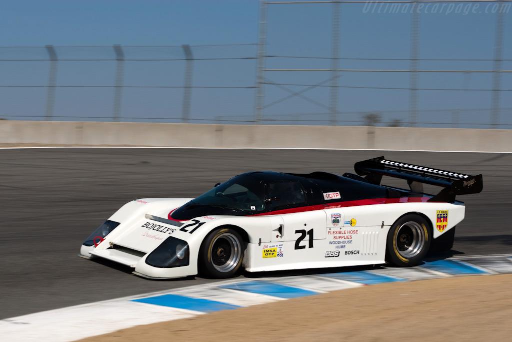March 85G Porsche - Chassis: 85G/06   - 2009 Monterey Historic Automobile Races