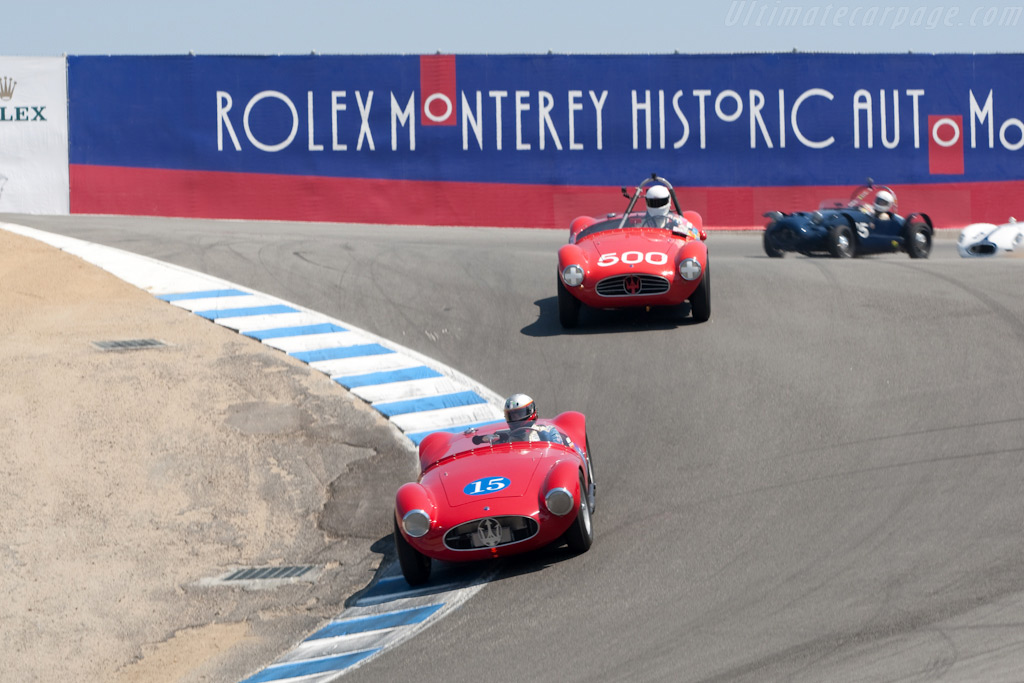 Maserati A6 GCS - Chassis: 2053   - 2009 Monterey Historic Automobile Races