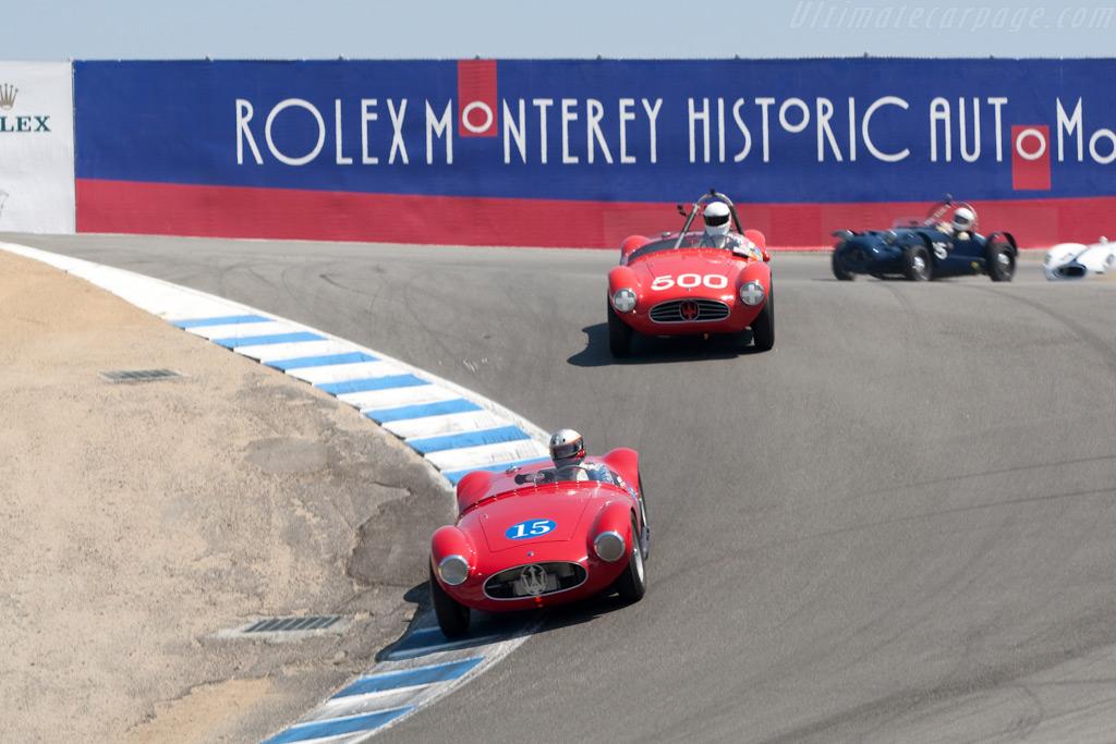 Maserati A6 GCS - Chassis: 2053   - 2009 Monterey Historic Automobile Races