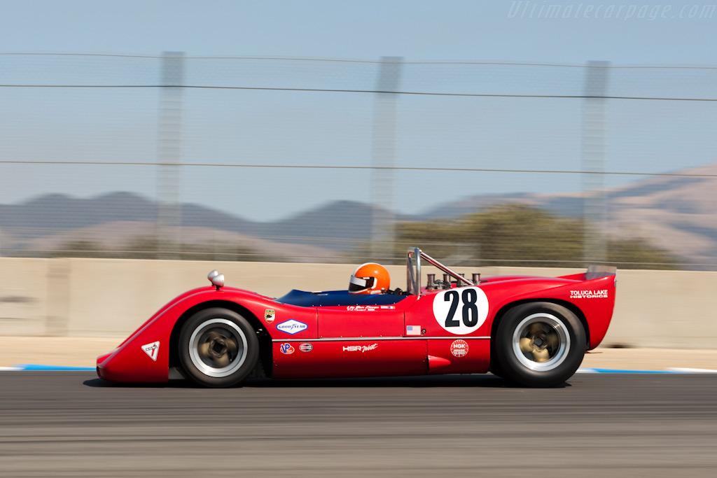 McLaren M6B - Chassis: 50-05   - 2009 Monterey Historic Automobile Races