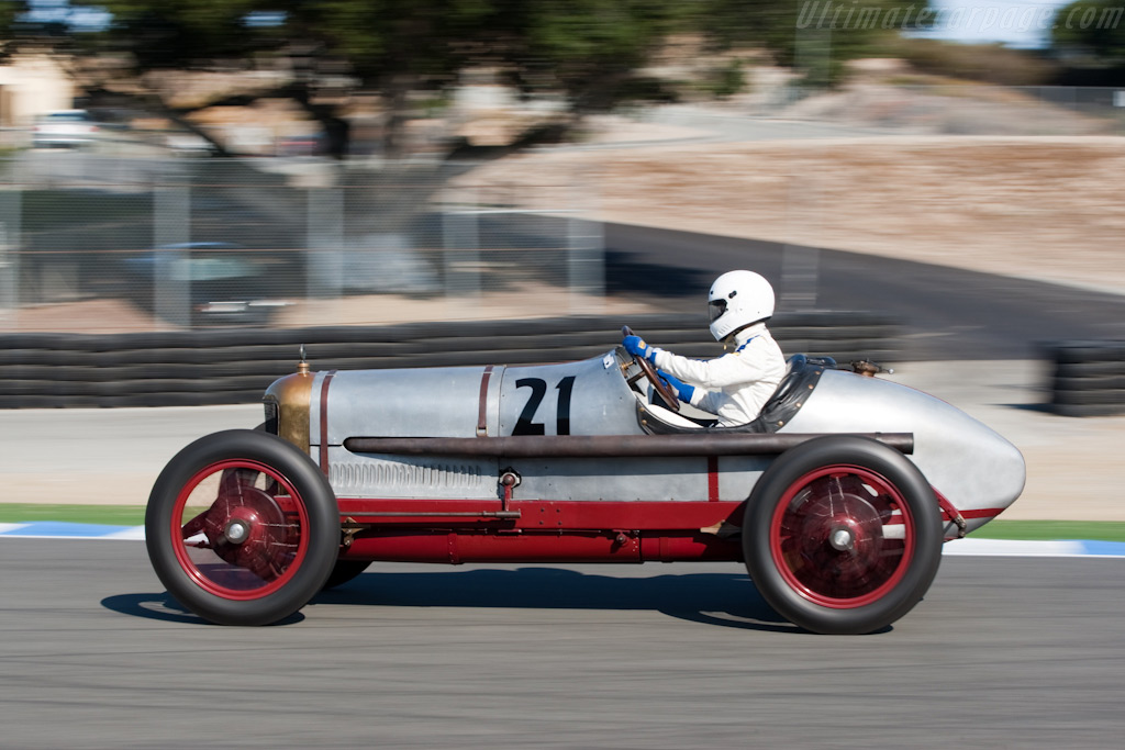 Miller TNT    - 2009 Monterey Historic Automobile Races