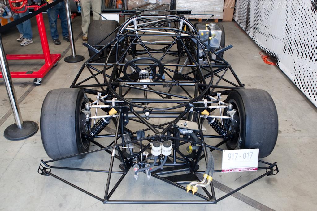 Naked 917    - 2009 Monterey Historic Automobile Races