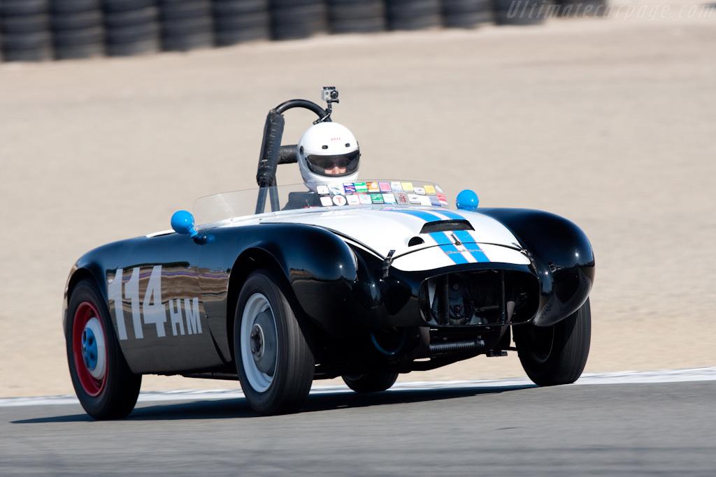 Nichols Special    - 2009 Monterey Historic Automobile Races