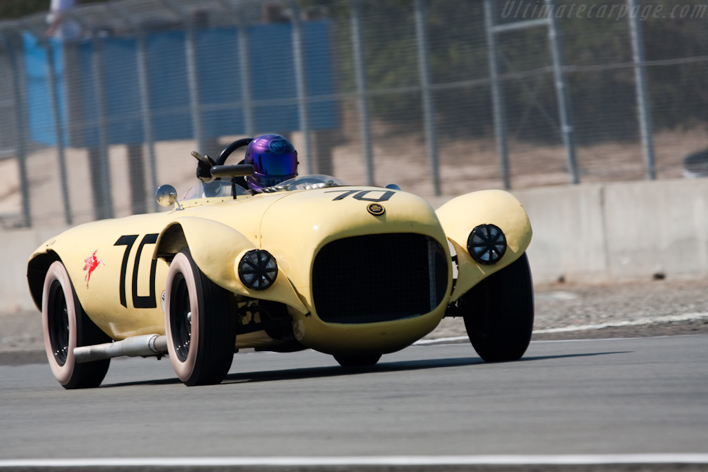 Old Yeller Mk II    - 2009 Monterey Historic Automobile Races