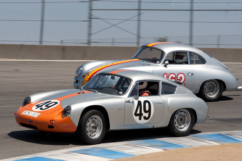 Porsche 356 Abarth GTL - Chassis: 1016   - 2009 Monterey Historic Automobile Races