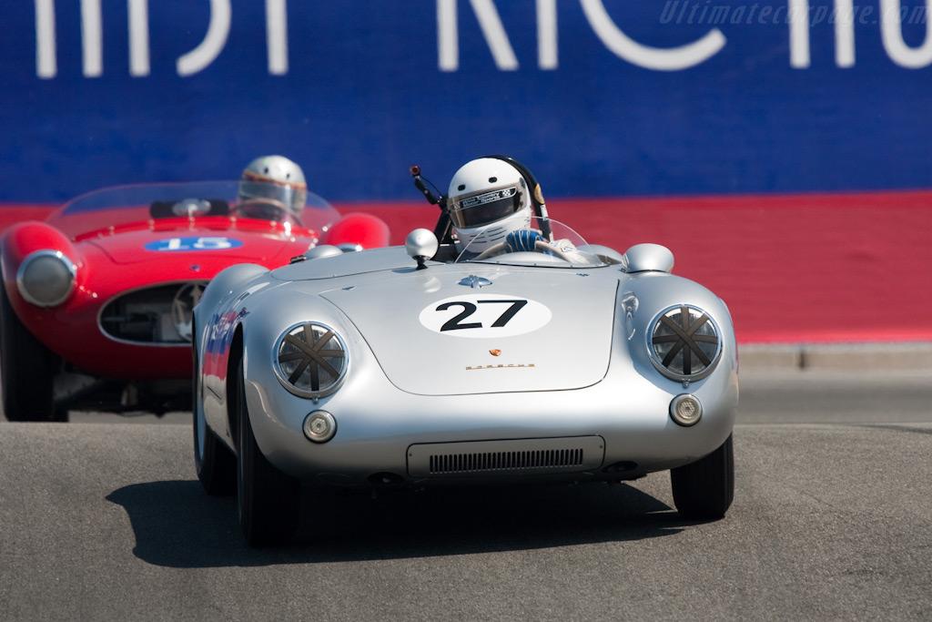 Porsche 550 Spyder Chassis 550 0041 2009 Monterey