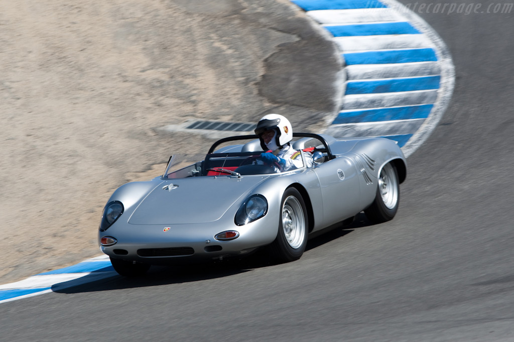 Porsche 718 W-RS - Chassis: 718-047   - 2009 Monterey Historic Automobile Races