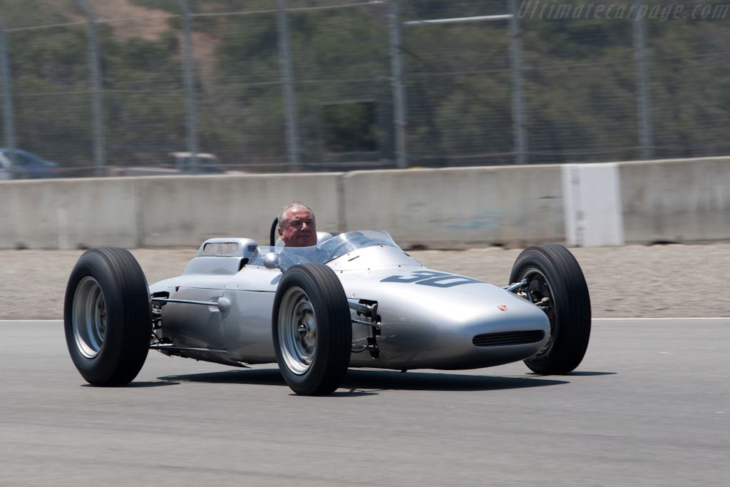 Porsche 804 F1 - Chassis: 804-01   - 2009 Monterey Historic Automobile Races