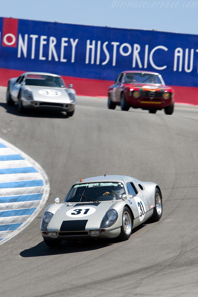 Porsche 904 GTS - Chassis: 904-006   - 2009 Monterey Historic Automobile Races