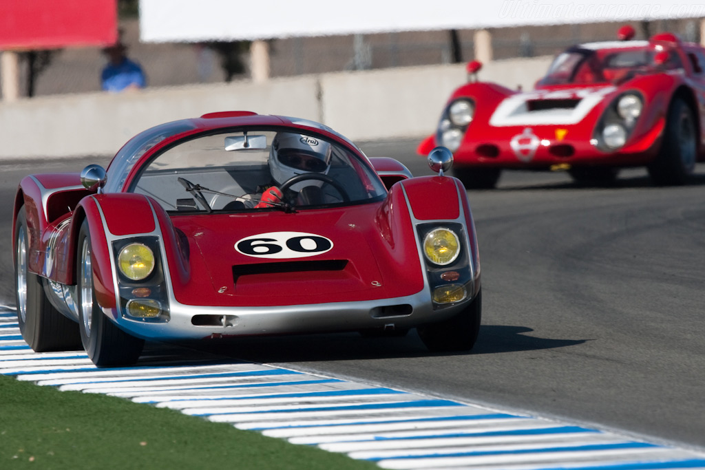 Porsche 906 - Chassis: 906-136   - 2009 Monterey Historic Automobile Races