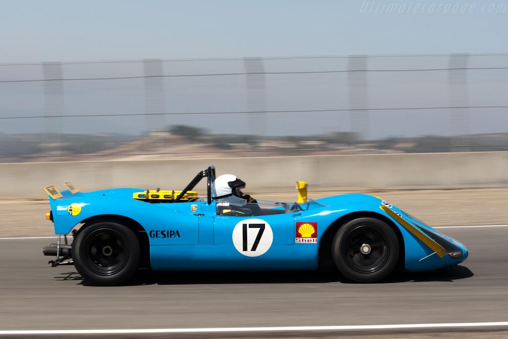 Porsche 908/2 Spyder - Chassis: 908/02-022   - 2009 Monterey Historic Automobile Races