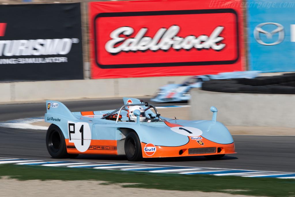Porsche 908/3 - Chassis: 908/03-013   - 2009 Monterey Historic Automobile Races