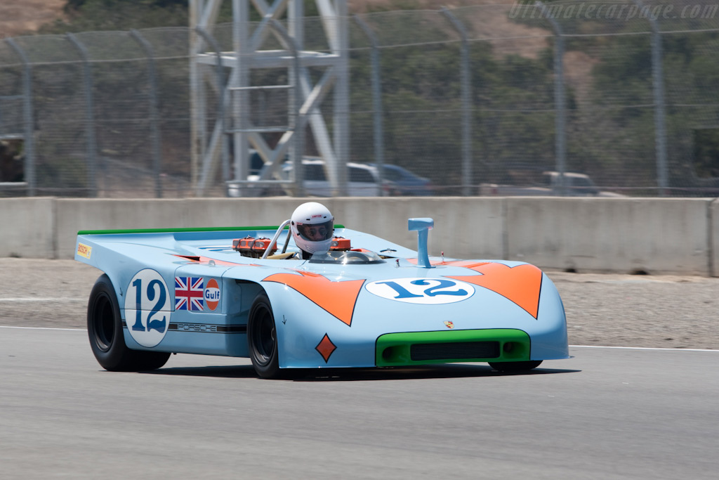 Porsche 908/3 - Chassis: 908/03-008   - 2009 Monterey Historic Automobile Races