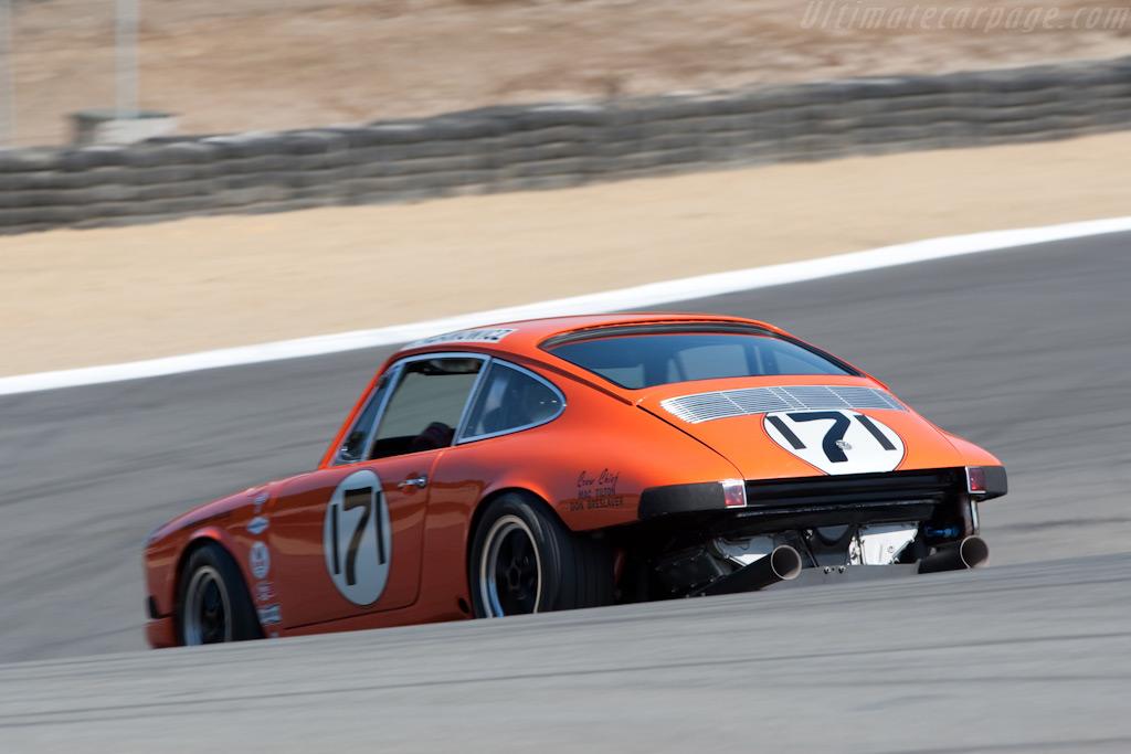 Porsche 911    - 2009 Monterey Historic Automobile Races