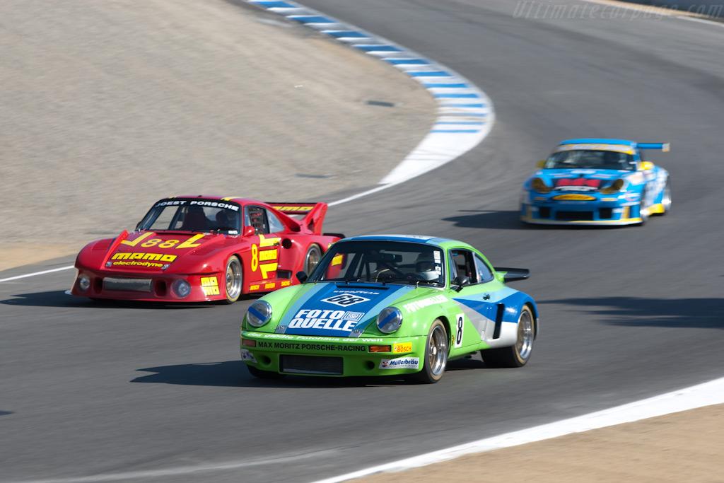Porsche 911 RSR 3.0 - Chassis: 911 460 9060   - 2009 Monterey Historic Automobile Races