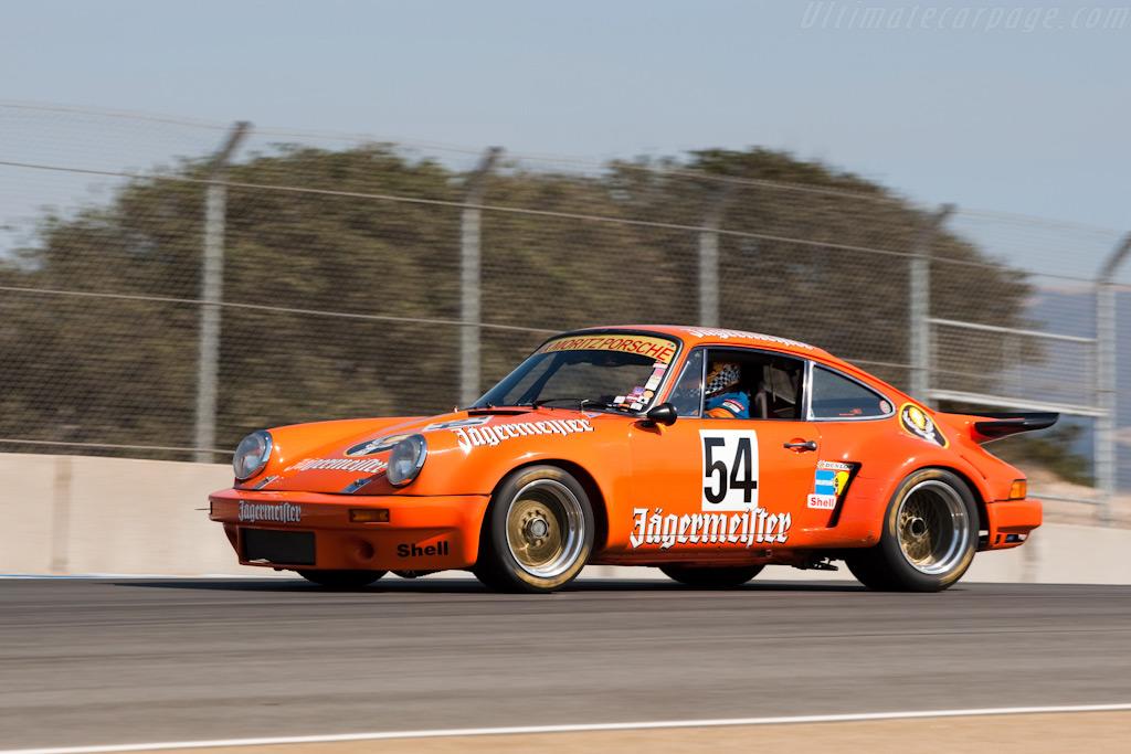 Porsche 911 RSR 3.0 - Chassis: 911 460 9073   - 2009 Monterey Historic Automobile Races