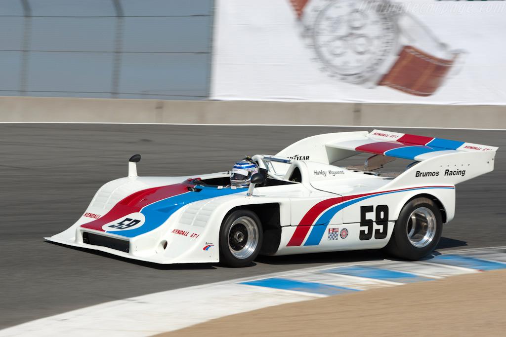 Porsche 917/10K - Chassis: 917/10-007   - 2009 Monterey Historic Automobile Races