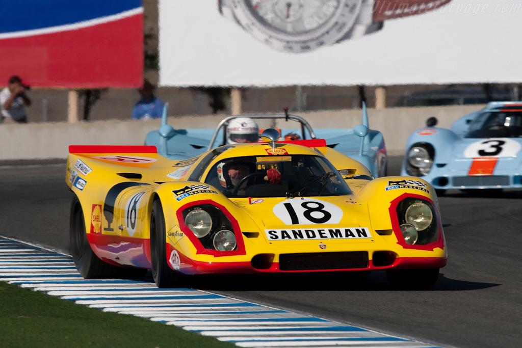Porsche 917K - Chassis: 917-021   - 2009 Monterey Historic Automobile Races