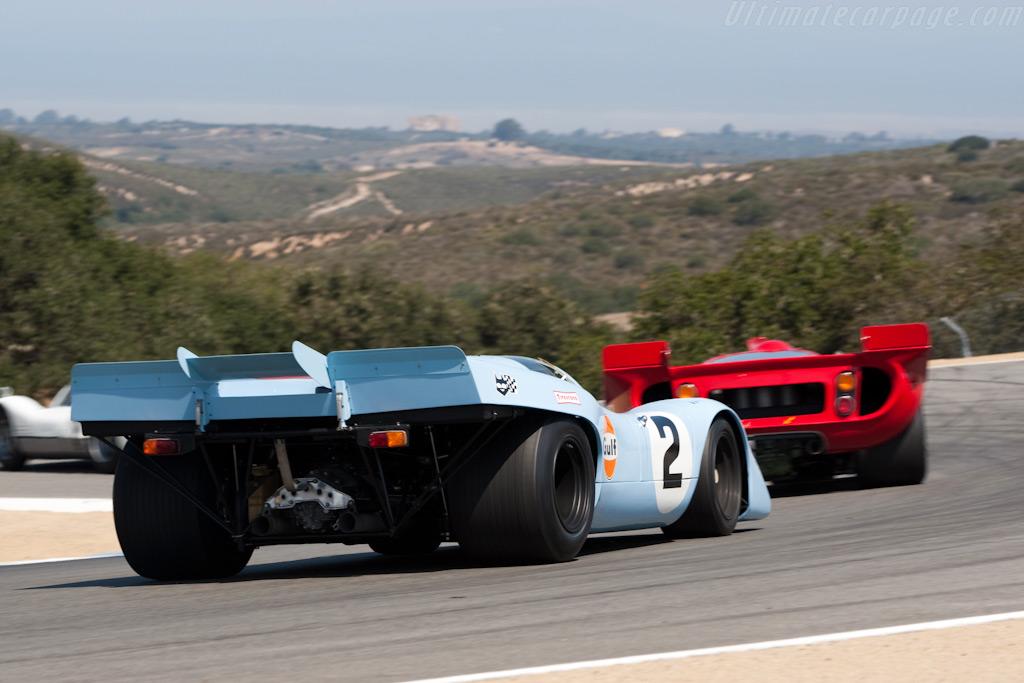 Porsche 917K    - 2009 Monterey Historic Automobile Races