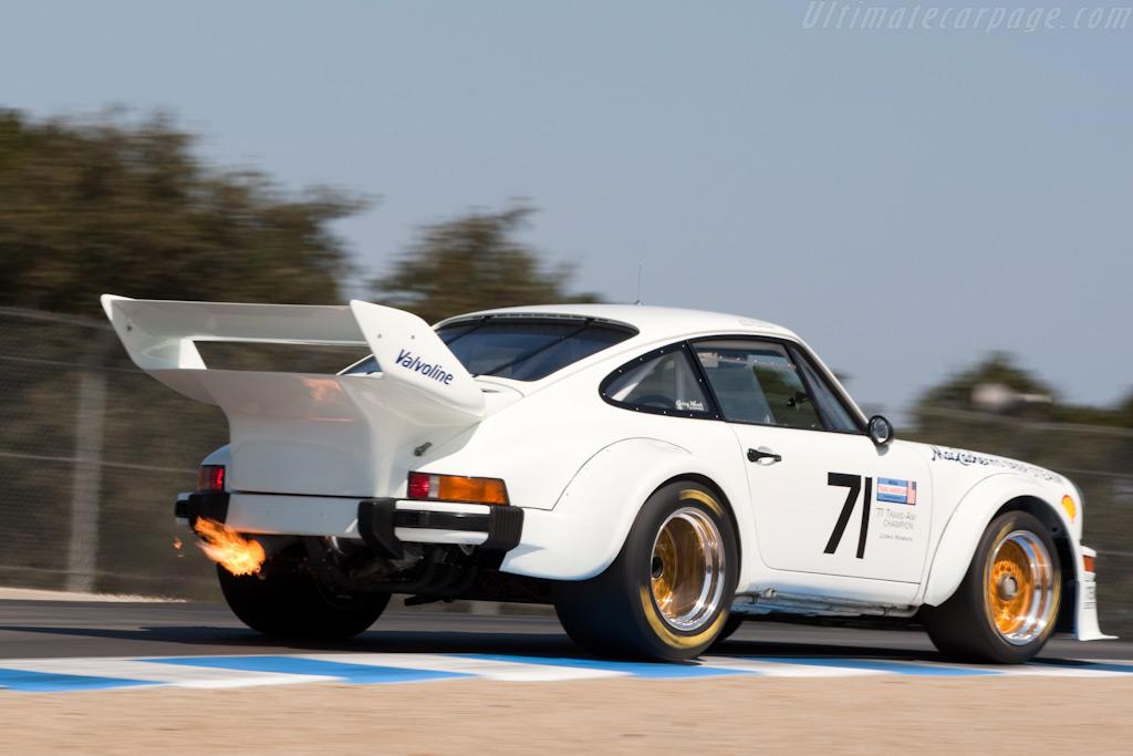 Porsche 934 1/2 - Chassis: 930 770 0958   - 2009 Monterey Historic Automobile Races