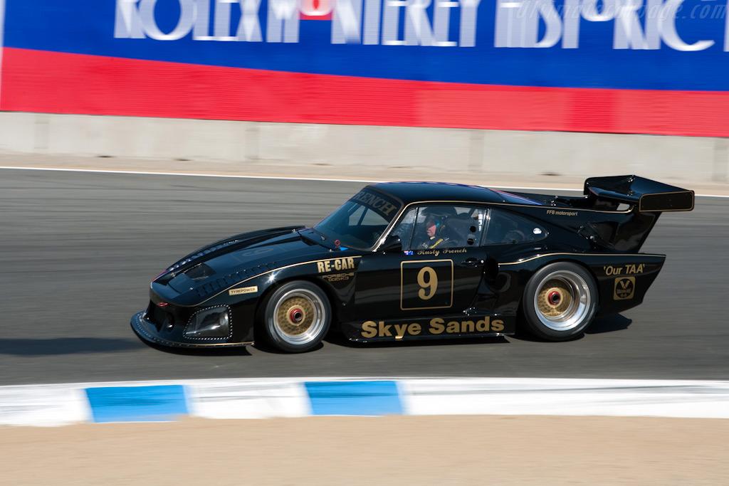 Porsche 935 K3 - Chassis: 000 0029   - 2009 Monterey Historic Automobile Races