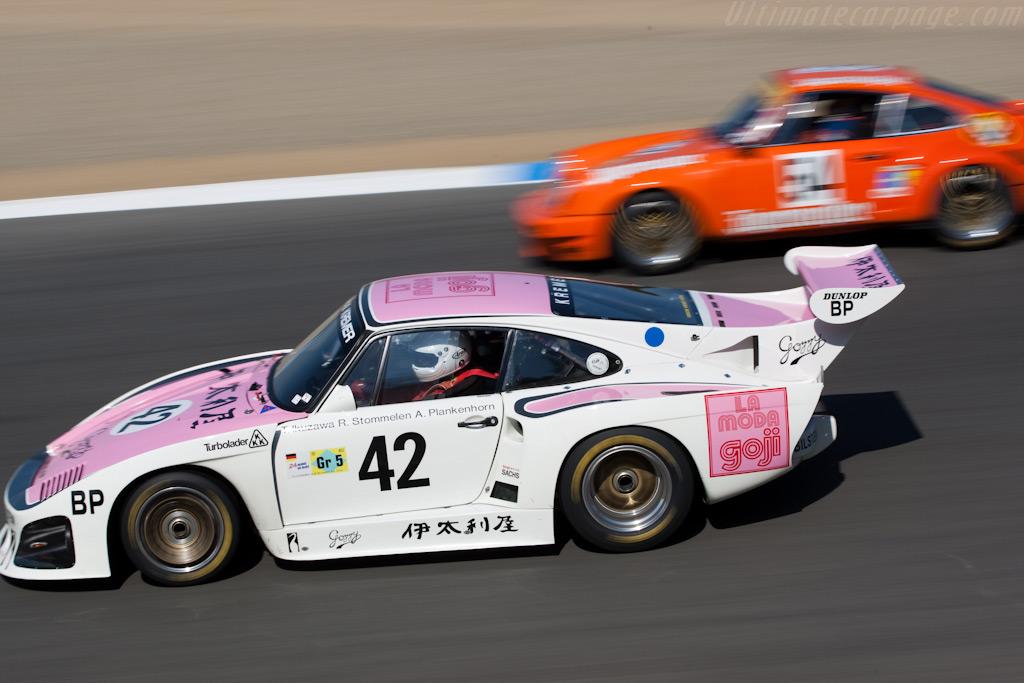 Porsche 935 K3 - Chassis: 930 670 0163   - 2009 Monterey Historic Automobile Races