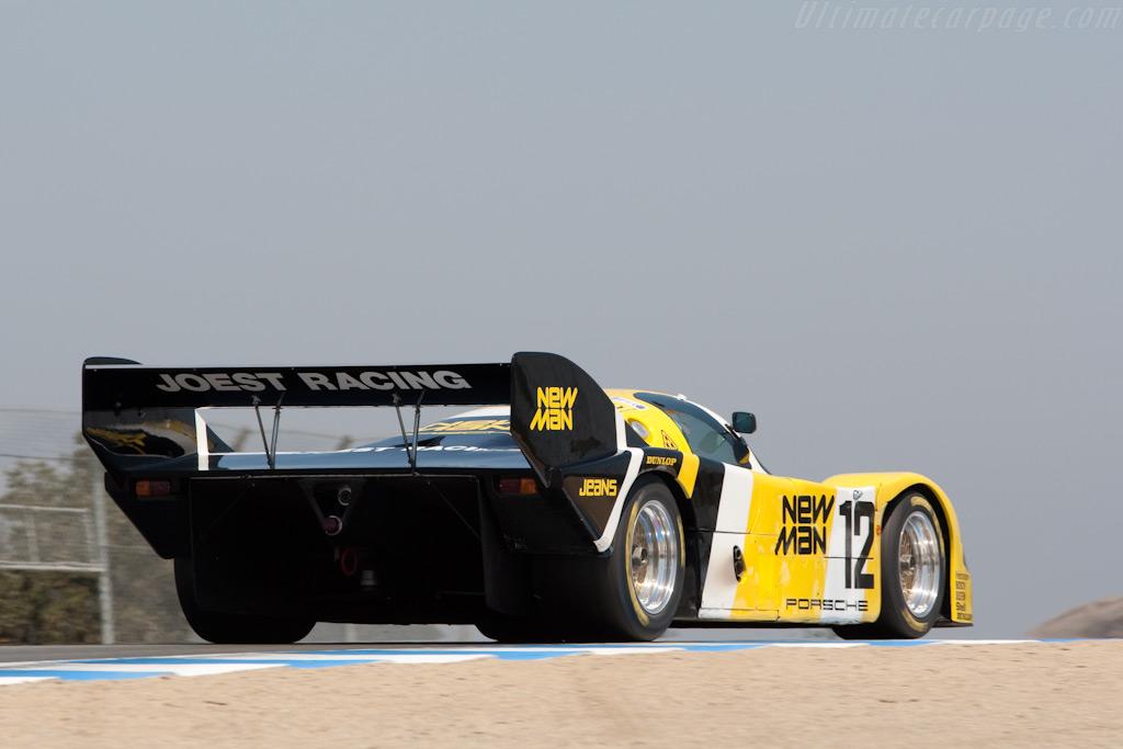 Porsche 956 - Chassis: 956-105   - 2009 Monterey Historic Automobile Races
