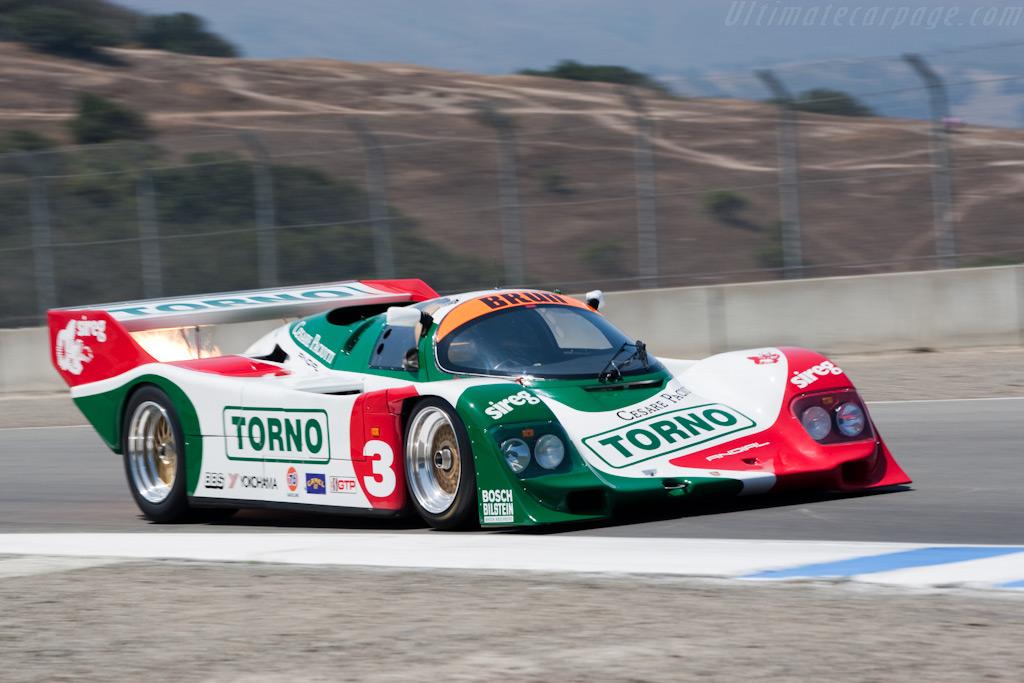 Porsche 962 - Chassis: 962-107   - 2009 Monterey Historic Automobile Races