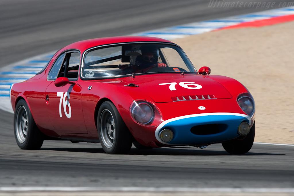 Rene Bonnet Djet    - 2009 Monterey Historic Automobile Races