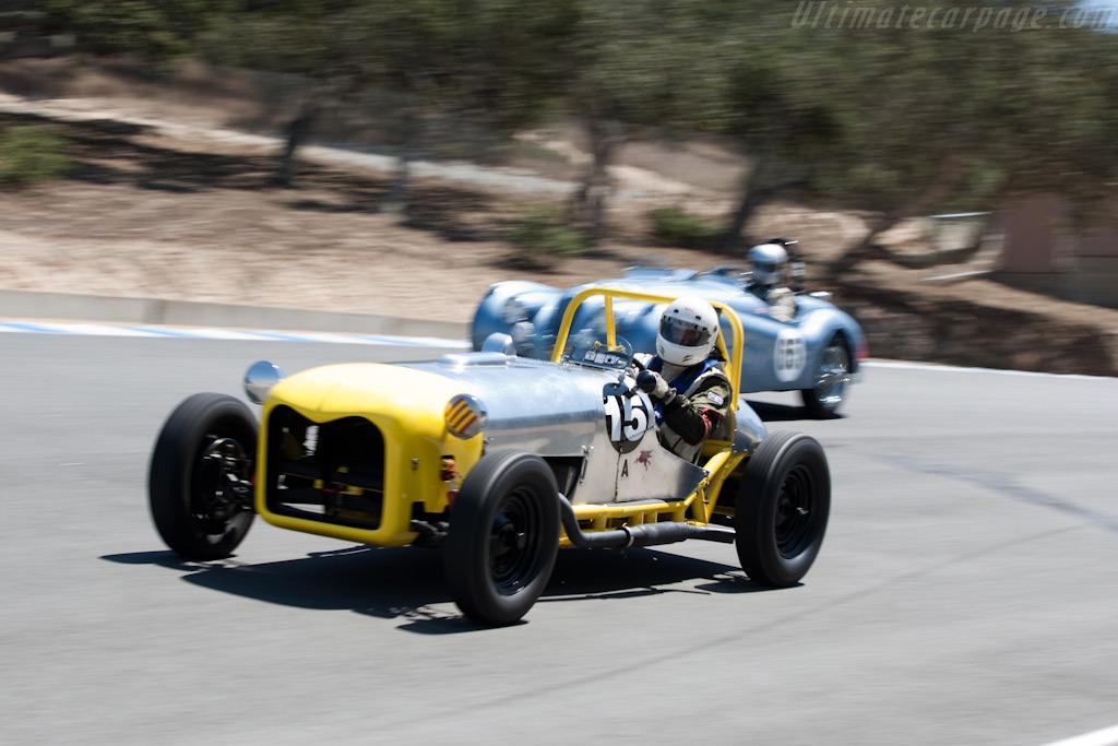 Schaghticoke Manning Spl.    - 2009 Monterey Historic Automobile Races