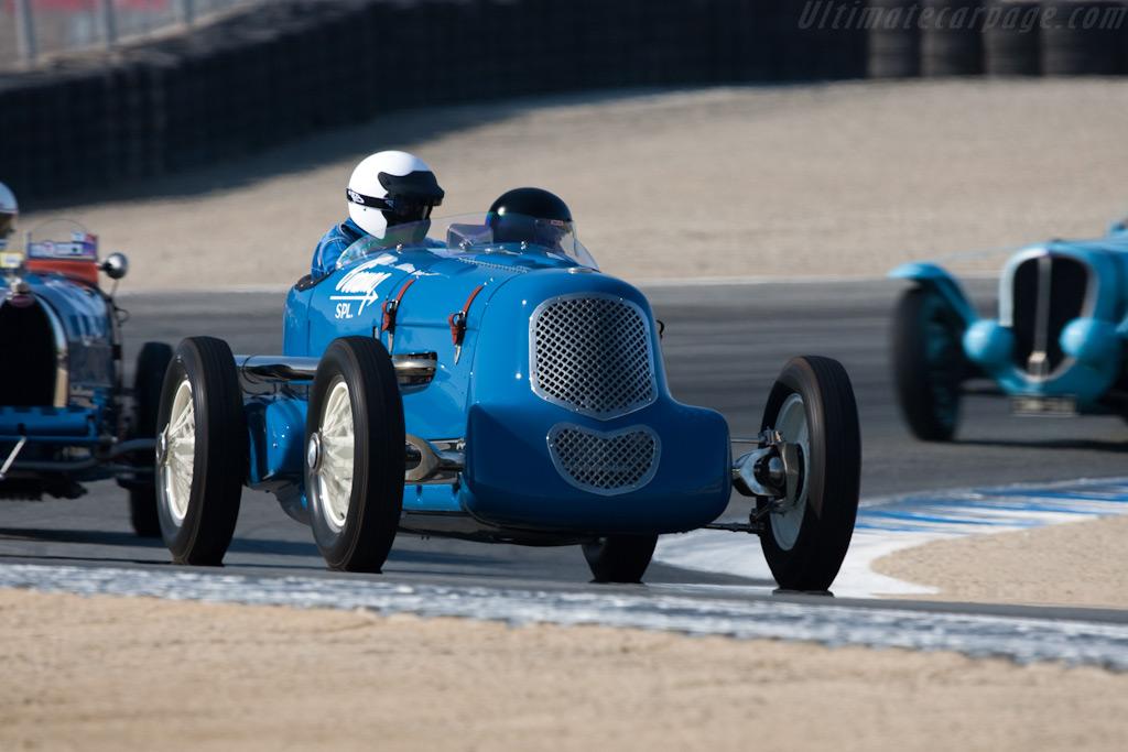 Shaw Indy    - 2009 Monterey Historic Automobile Races