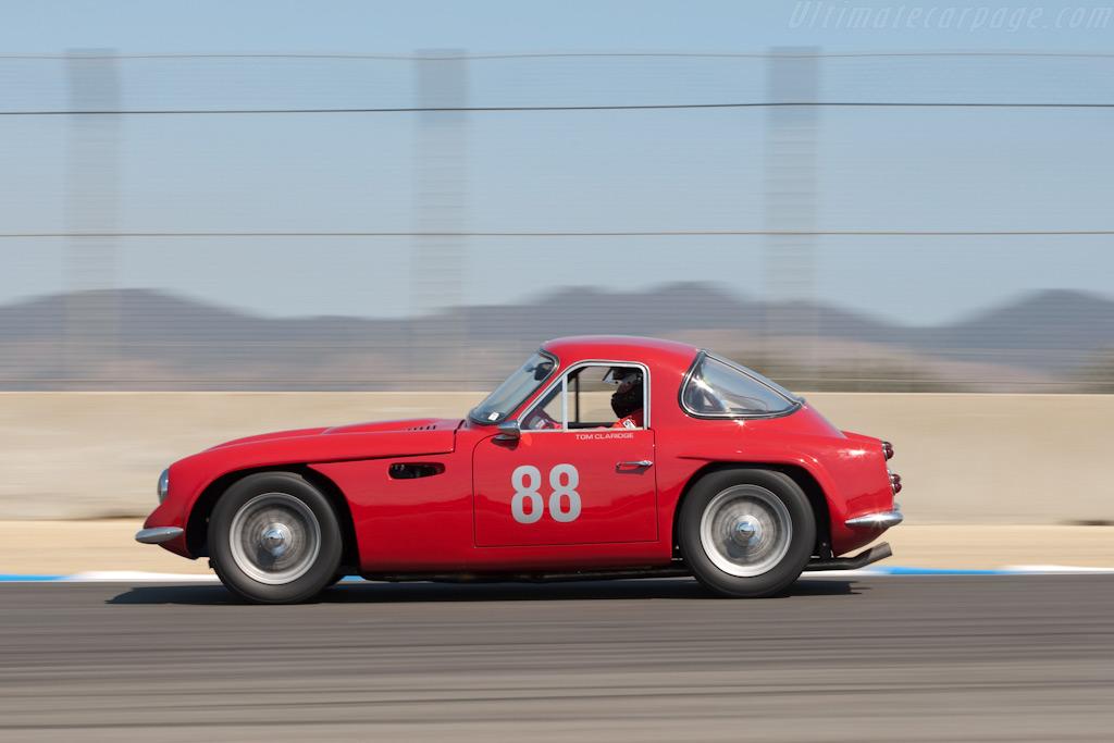 TVR Griffith 200    - 2009 Monterey Historic Automobile Races