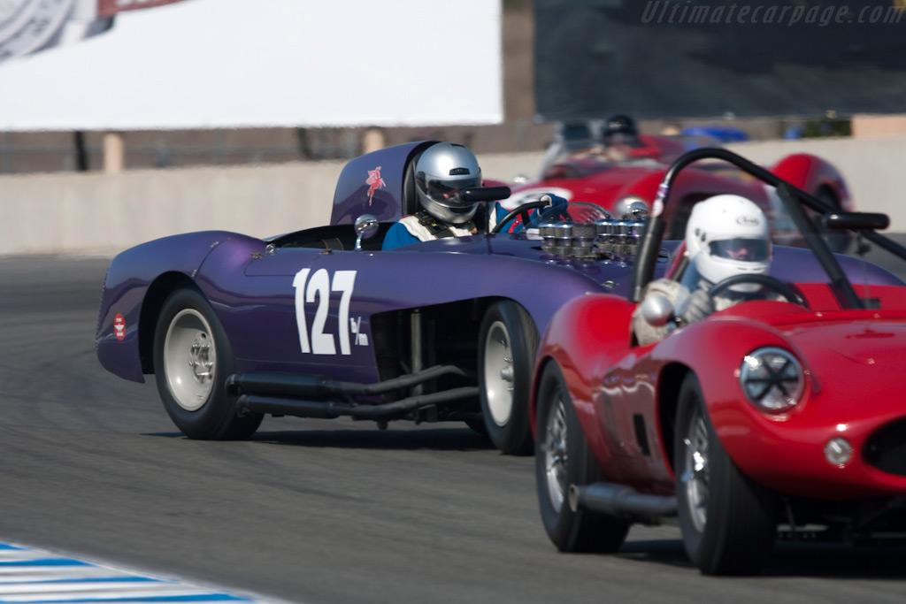 Townsend Typhoon    - 2009 Monterey Historic Automobile Races