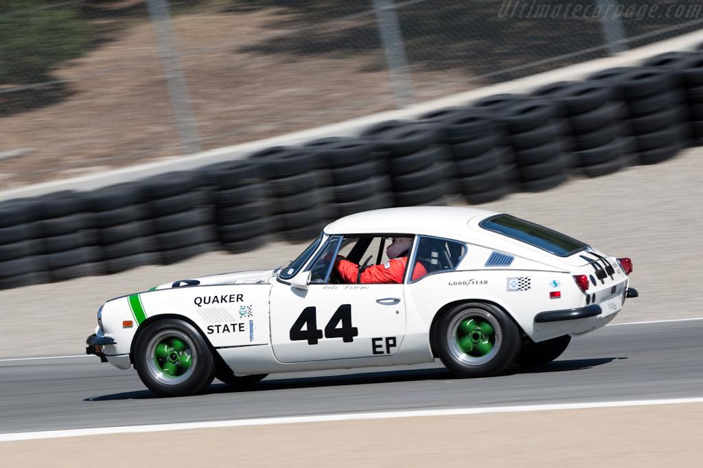 Triumph GT6    - 2009 Monterey Historic Automobile Races