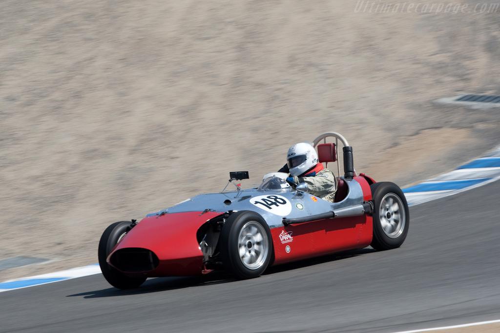 V.A.Y. Special    - 2009 Monterey Historic Automobile Races