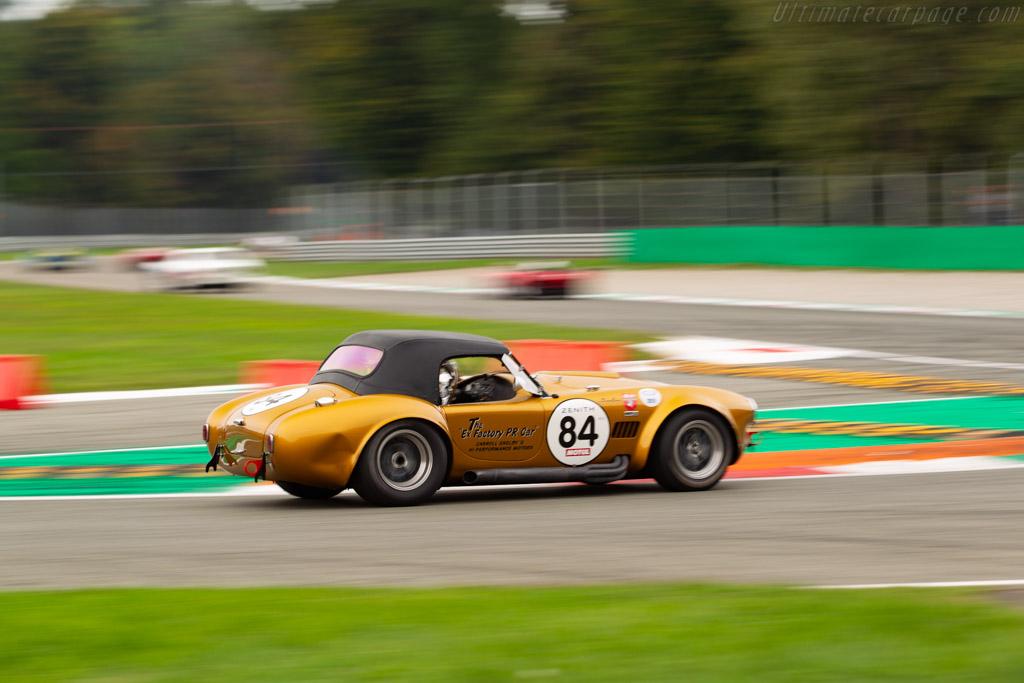 AC Cobra 427 - Chassis: CSX3120 - Driver: Alain Rüede - 2019 Monza Historic