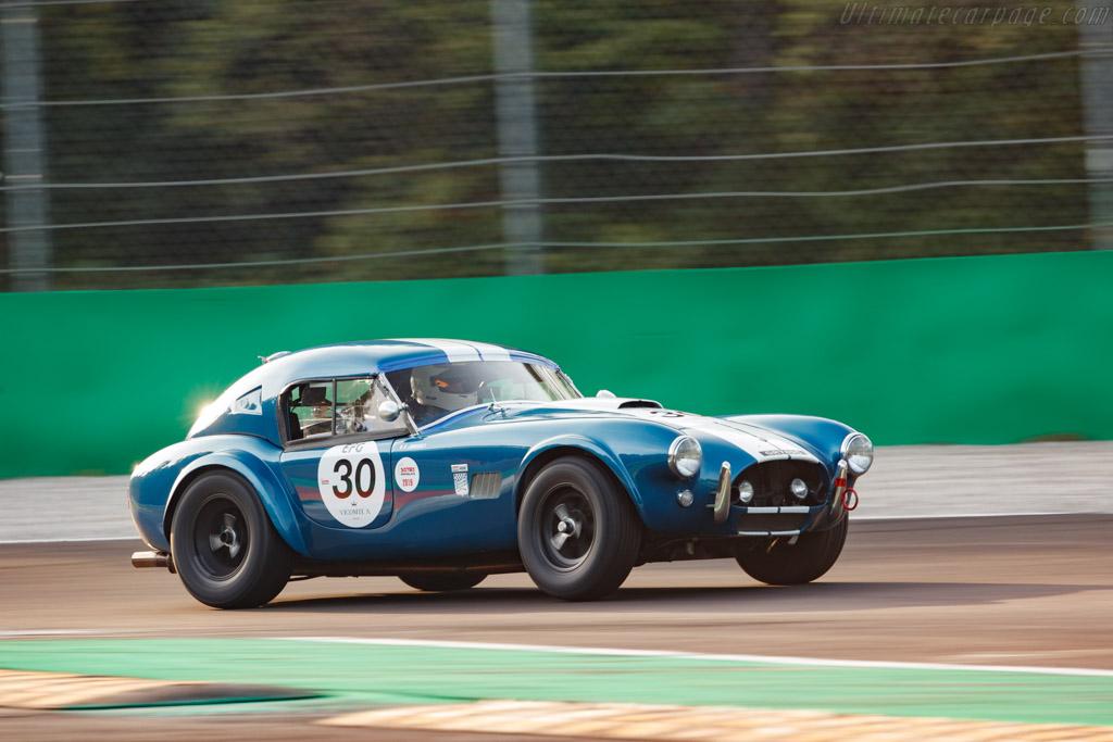 AC Shelby Cobra - Chassis: CSX2485 - Driver: Frédéric Jousset - 2019 Monza Historic