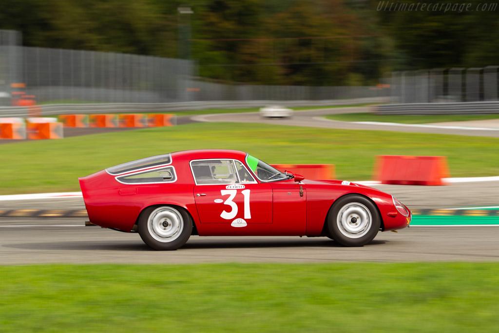 Alfa Romeo TZ - Chassis: AR10511 750081 - Driver: Pierre Mellinger / Tommaso Gelmini - 2019 Monza Historic