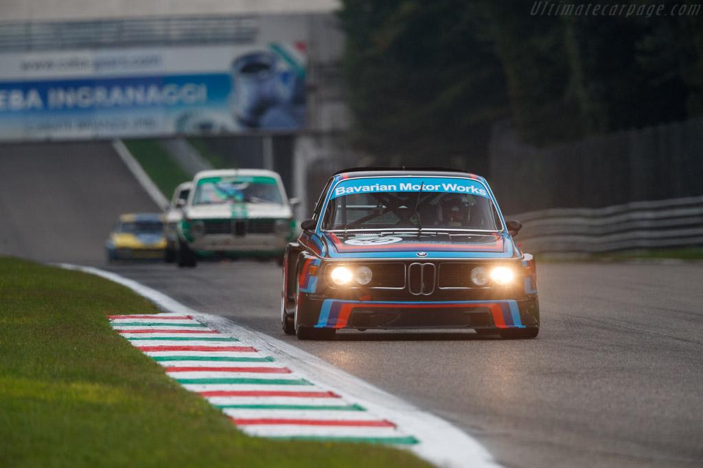 BMW 3.0 CSL  - Driver: Michael Erlich - 2019 Monza Historic