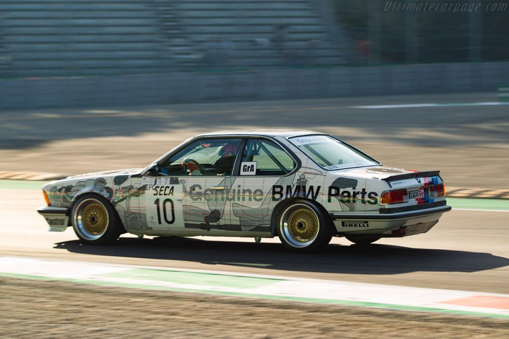 BMW 635 CSI - Chassis: E24 RA2-79 - Driver: Alexander Rittweger / Sam Hancock - 2019 Monza Historic