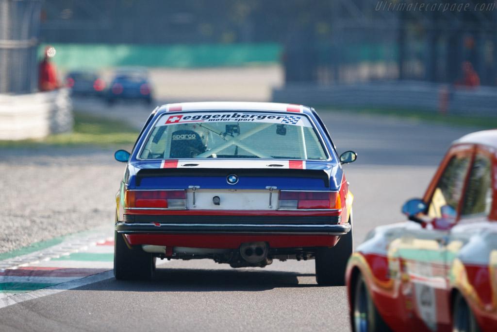 BMW 635 CSI Group A - Chassis: E24 RA2-40 - Driver: Jean-Lou Rihon / Nick Padmore - 2019 Monza Historic