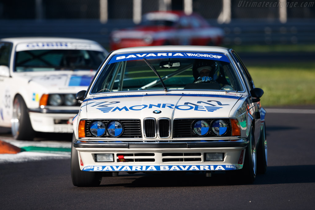 BMW 635 CSI Group A - Chassis: E24 RA2-51 - Driver: Anthony Schrauwen - 2019 Monza Historic