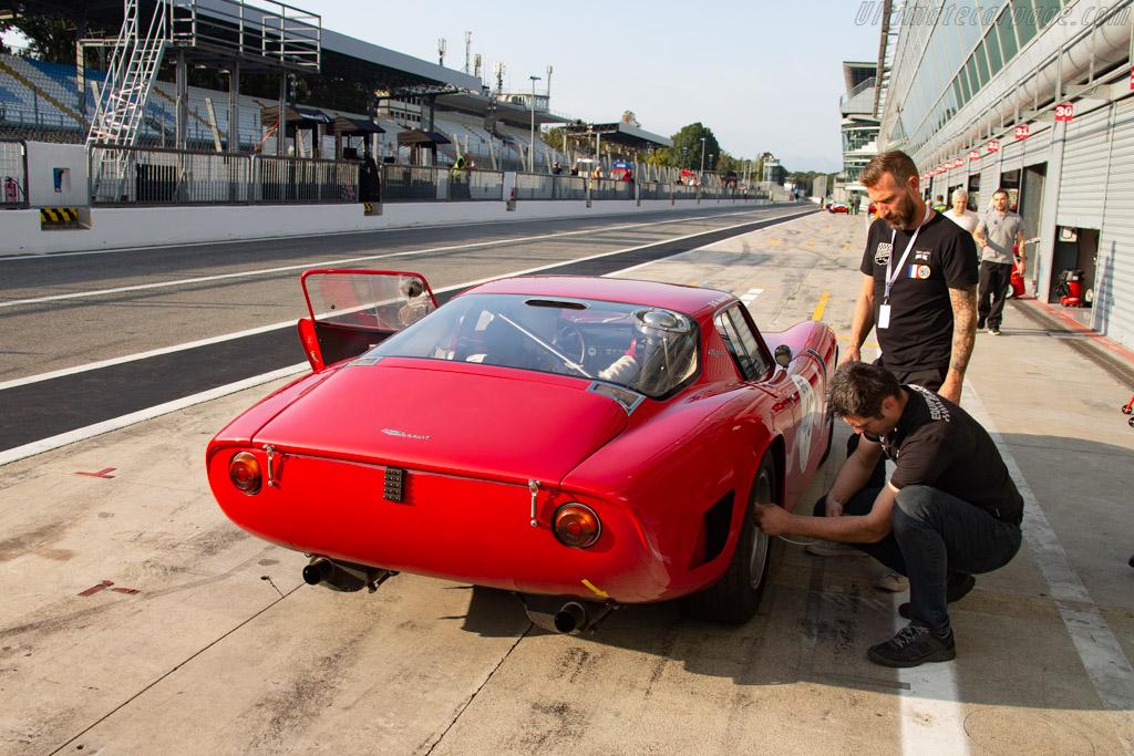 Bizzarrini 5300 GT - Chassis: IA3 0245 - Driver: Christian Bouriez - 2019 Monza Historic