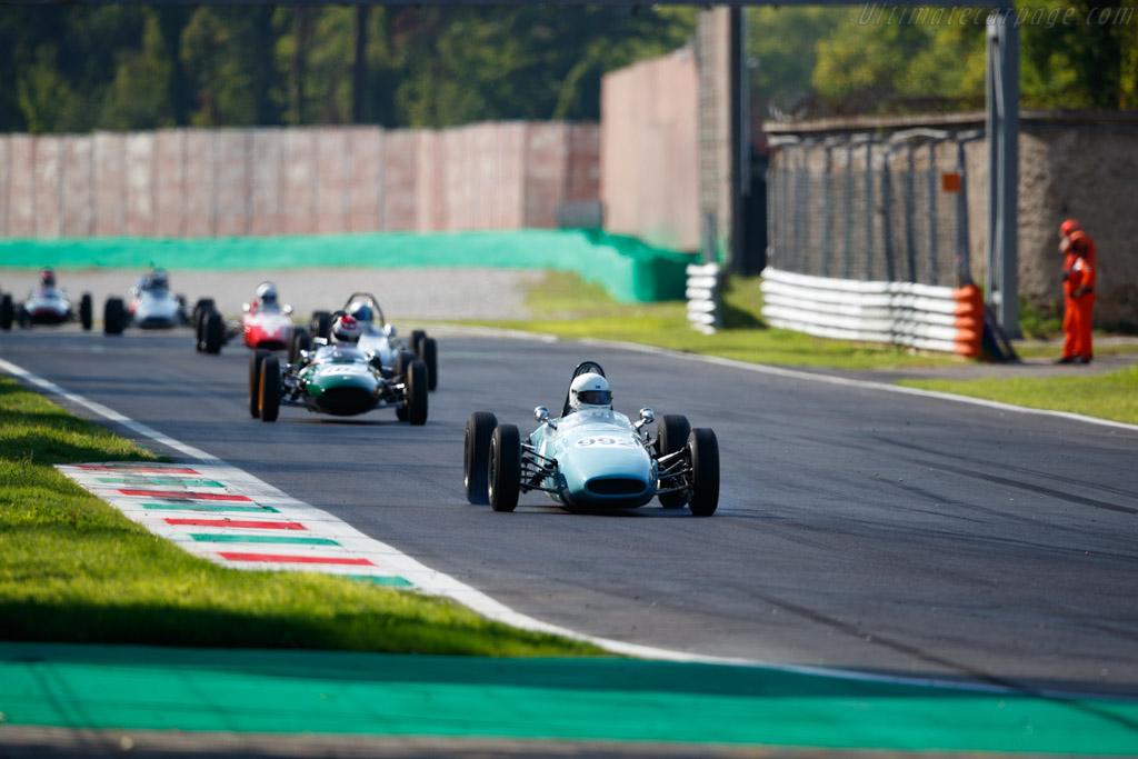 Brabham BT6  - Driver: Pierre Tonetti - 2019 Monza Historic