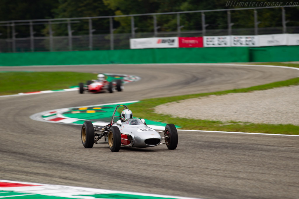 Branca FJ  - Driver: Tommaso Gelmini - 2019 Monza Historic