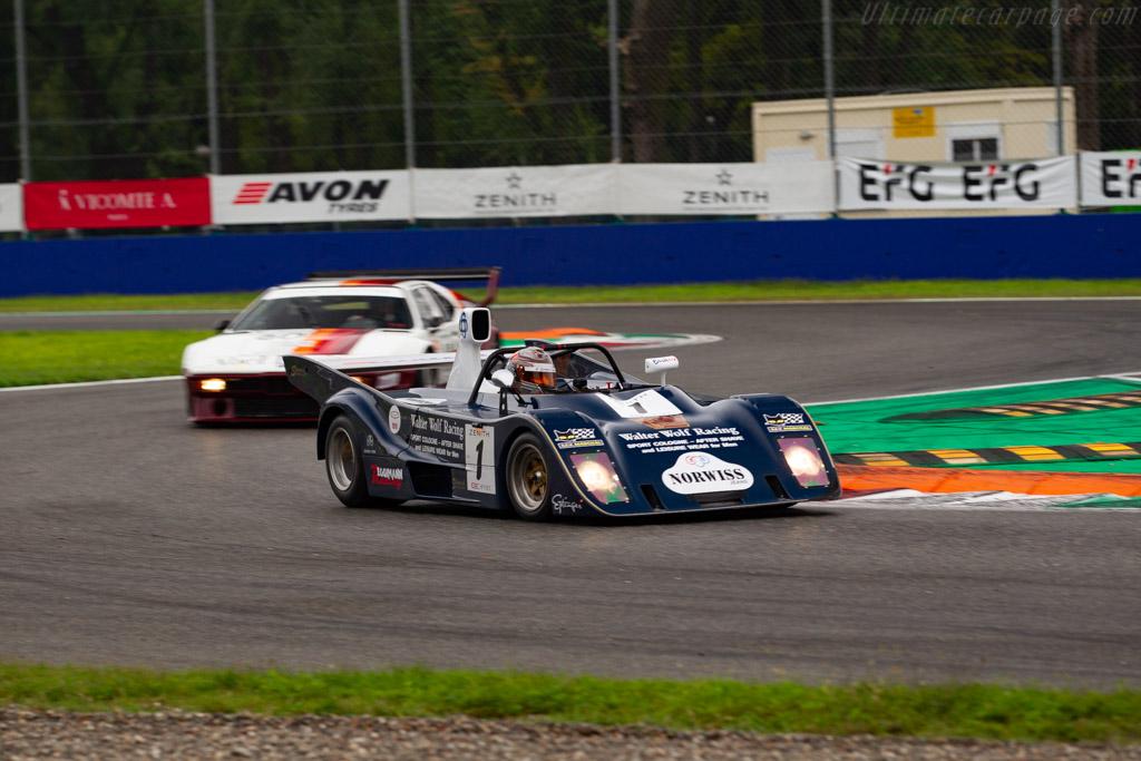 Cheetah G601 - Chassis: 601-2 - Driver: Beat Eggimann - 2019 Monza Historic