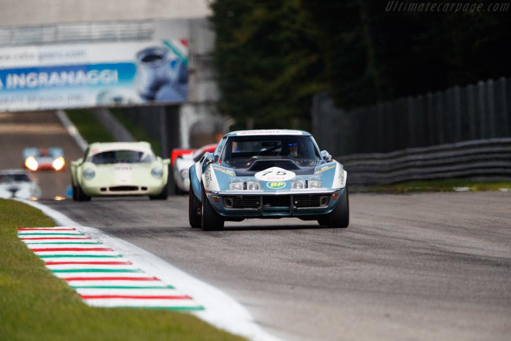 Chevrolet Corvette - Chassis: 194378S419425 - Driver: Ralf Huber Gutierrez - 2019 Monza Historic